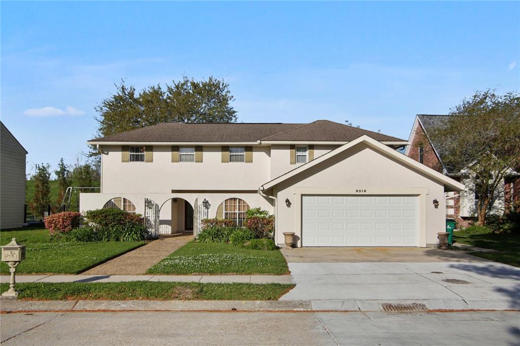 9516 GREG Court , River Ridge, LA 70123