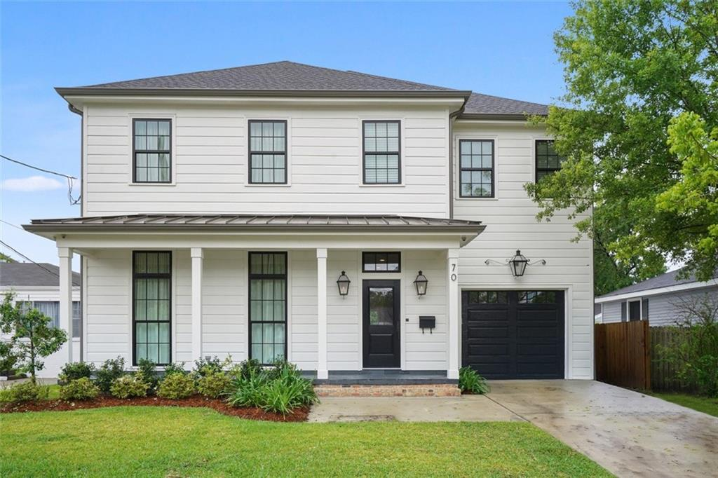 70 OAKLAWN Drive , Metairie, LA 70005