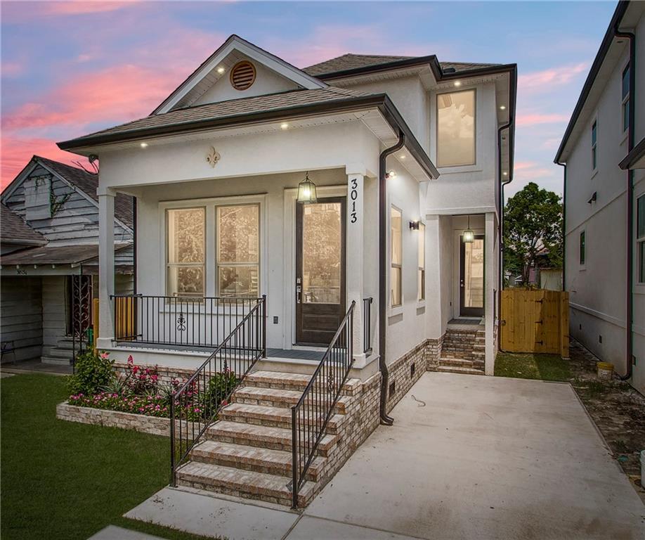 3013 BERWICK Street , Jefferson, LA 70121