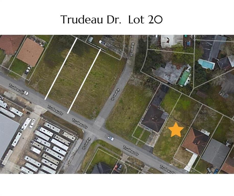 308 TRUDEAU Drive , Metairie, LA 70003