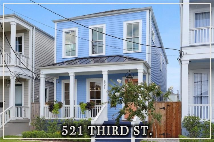 521 THIRD Street, New Orleans, LA 70130