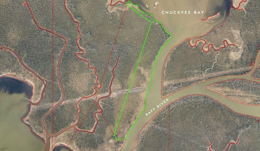 Raft River and Chuckfee Bay, Spanish Fort, AL 36527