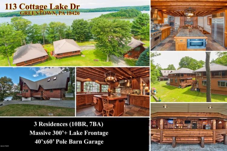 113 Cottage Lake Dr, Greentown, PA 18426