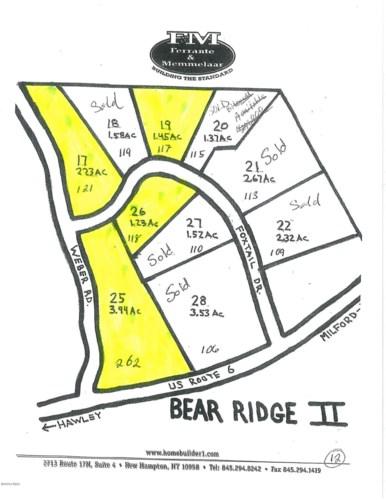 Fox Trail Rd. Rd, Greeley, PA 18425