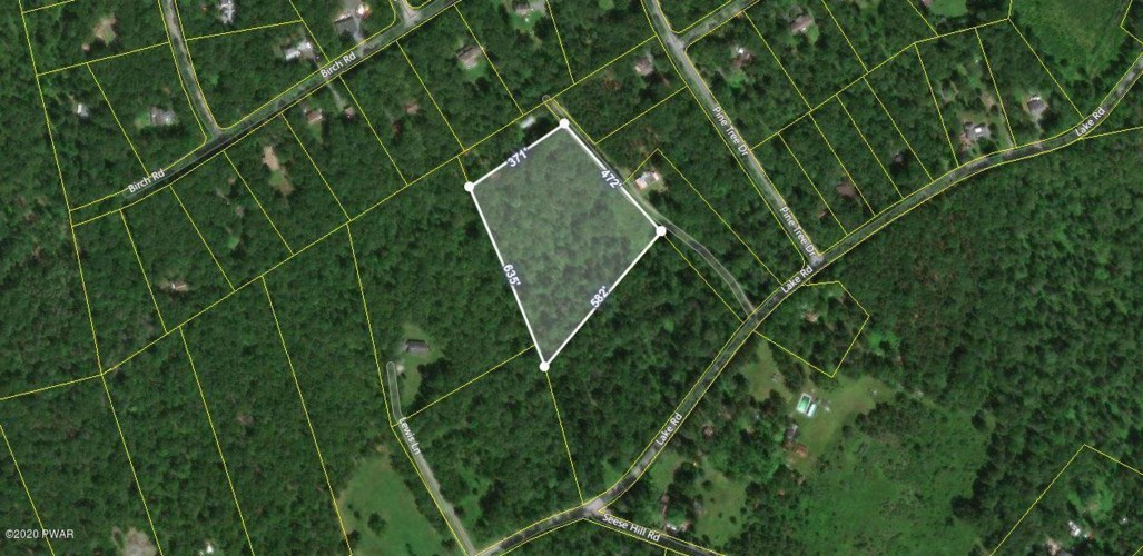 3260 Upper Seese Hill Rd, Canadensis, PA 18325