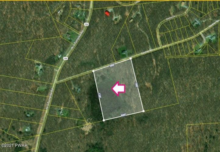 Lot 2 Huckleberry Hill, Newfoundland, PA 18445