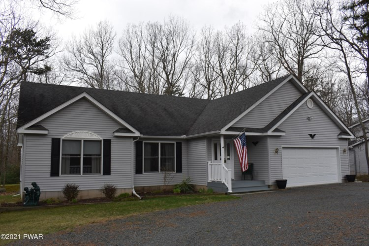 124 Rodeo Drive, Lords Valley, PA 18428