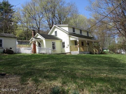 1494 Milanville Rd, Milanville, PA 18443