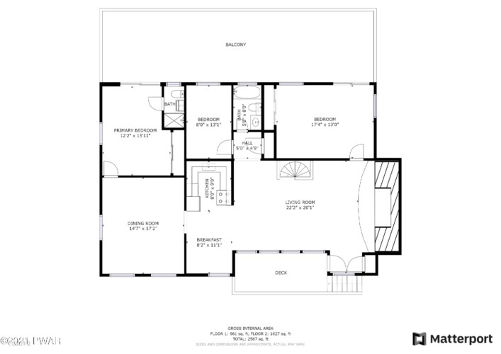 112 Squirrel Rd, Dingmans Ferry, PA 18328