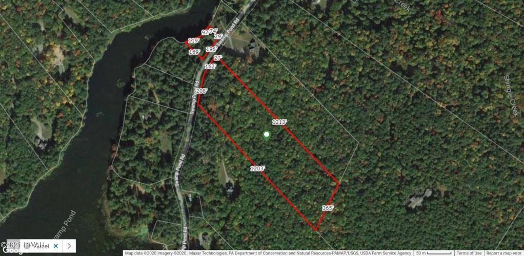 Lot # 15 Swamp Pond Rd, Narrowsburg, NY, NY 12764