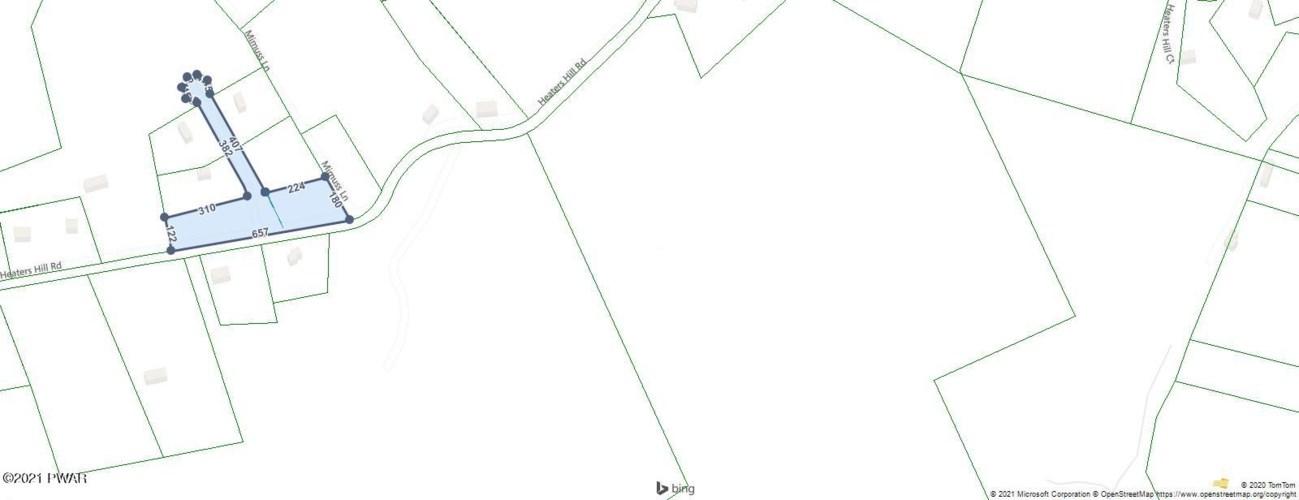 lot 4506 Mimuss Ln, Matamoras, PA 18336