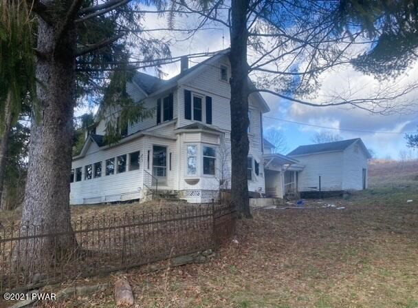 1196 Pine MIll Rd, Equinunk, PA 18417