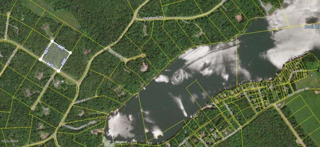 6 Ridgewood Ln, Equinunk, PA 18417