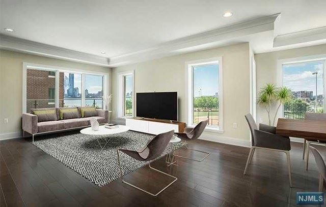 100 Eton Row Unit 401, Weehawken, NJ 07086