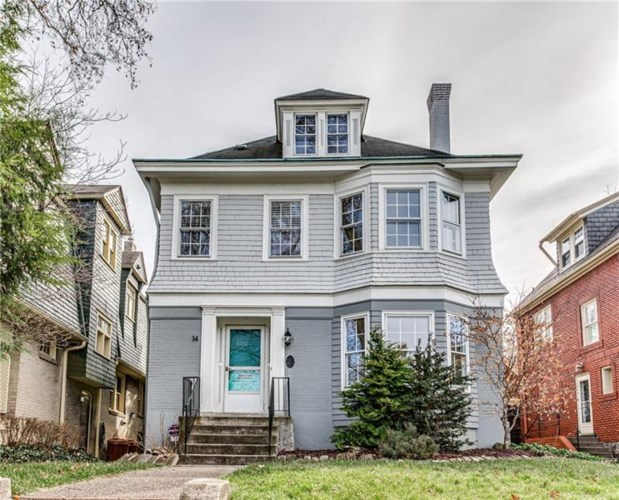 14 Dunmoyle Pl, Squirrel Hill, PA 15217