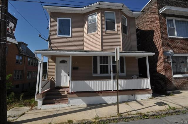 217 Ridge Street, Lansford Borough, PA 18232