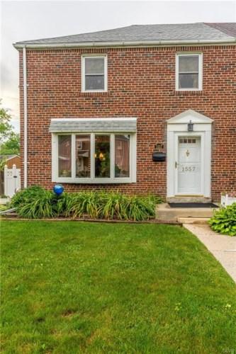 1557 Liberator Avenue, Allentown City, PA 18103