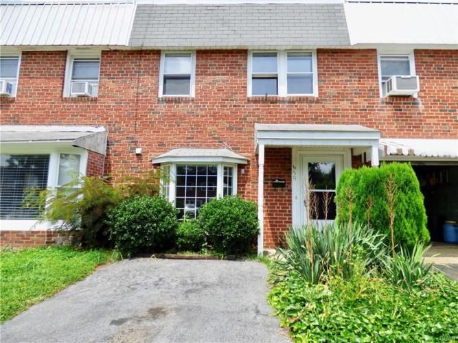 659 West Brookdale Street, Allentown City, PA 18103