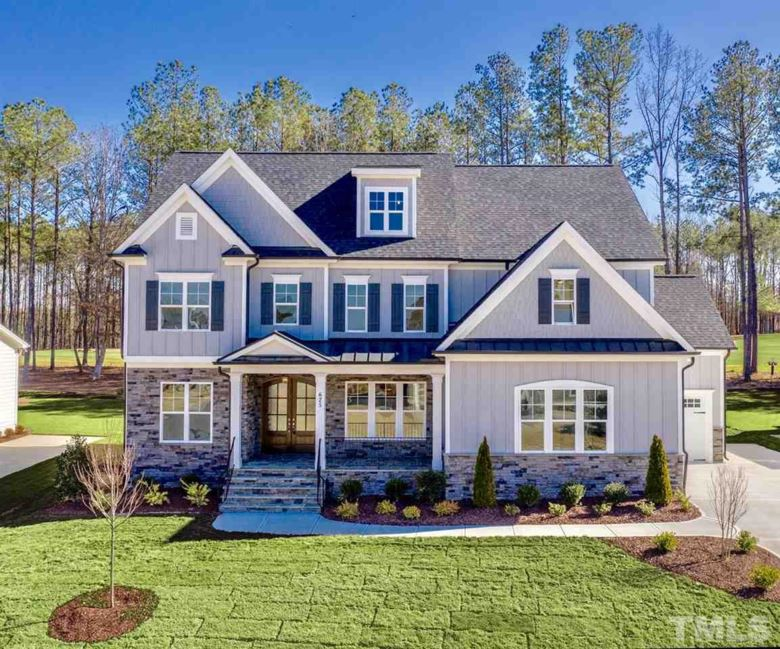 625 Morning Oaks Drive, Holly Springs, NC 27540