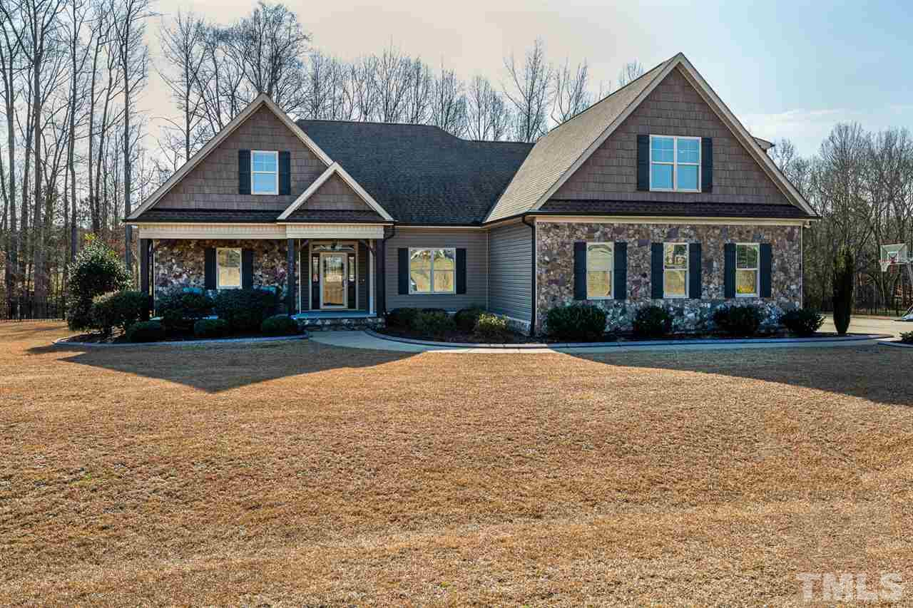 227 English Springer Drive, Angier, NC 27501
