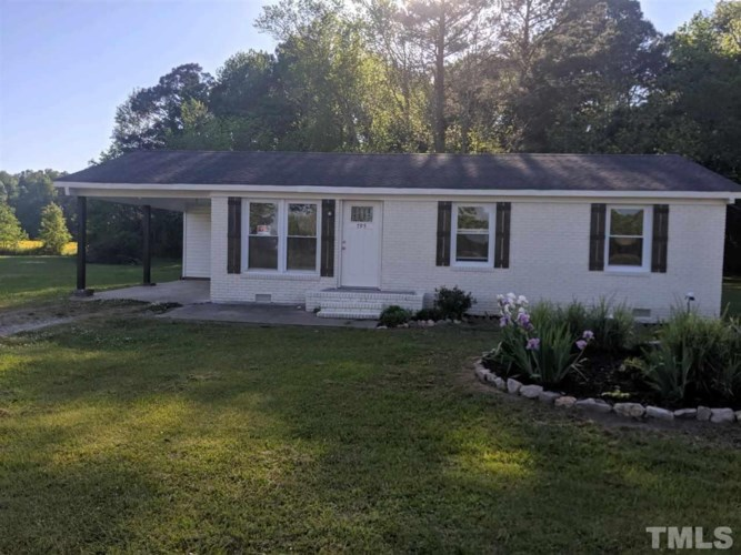 795 Beulahtown Road, Kenly, NC 27542