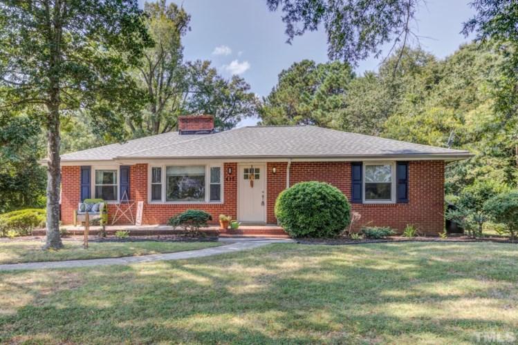 415 Old Zebulon Road, Wendell, NC 27591