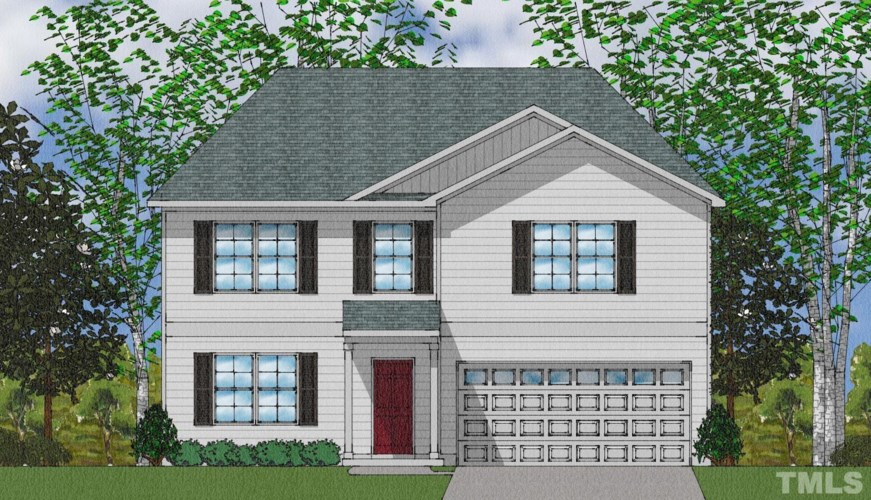 5309 Rutledgeville Lane #Lot 414, Knightdale, NC 27545