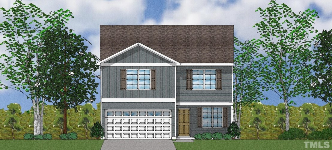 1001 Sumter Point Way #Lot 418, Knightdale, NC 27545