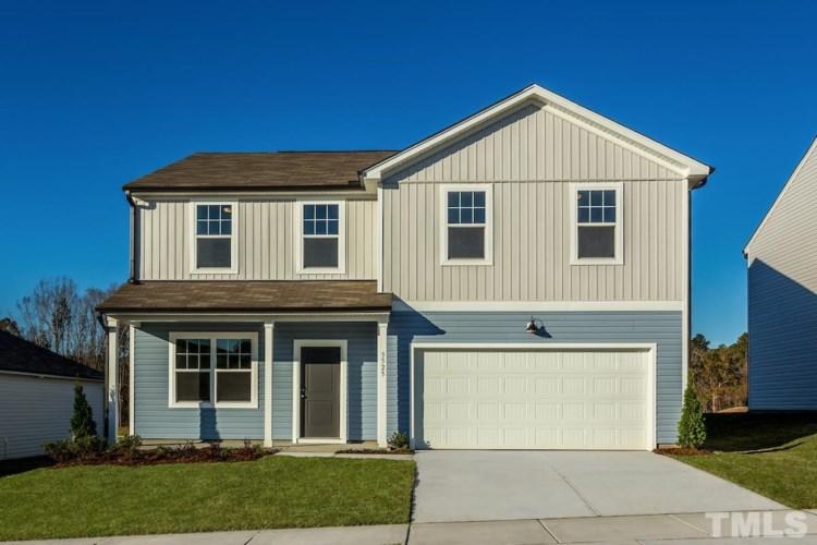 1424 Arapahoe Ridge Drive #540 West Lot 281, Raleigh, NC 27604