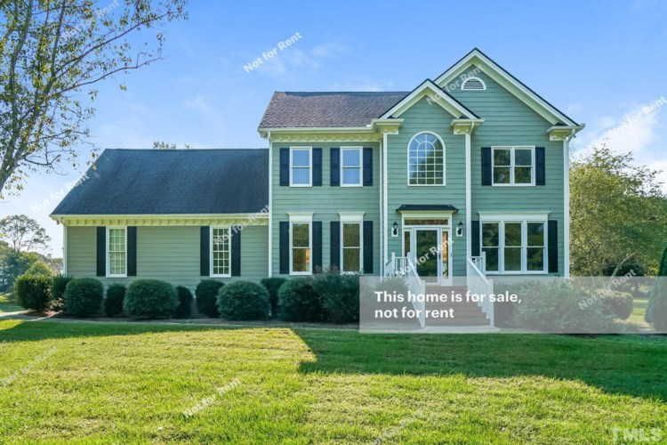 3100 Moss Oak Circle, Raleigh, NC 27606