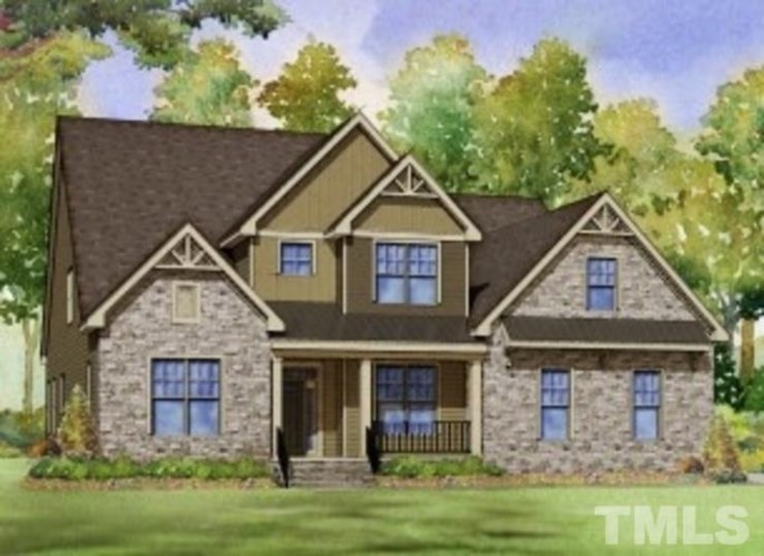1536 Banks View Drive #Lot 166, Raleigh, NC 27603