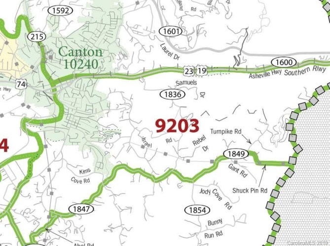 1969 Asheville Highway, Canton, NC 28716