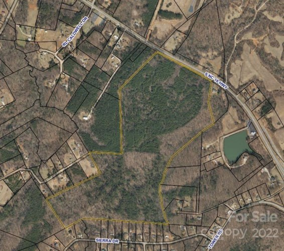 0 NC Hwy 16 None, Maiden, NC 28650