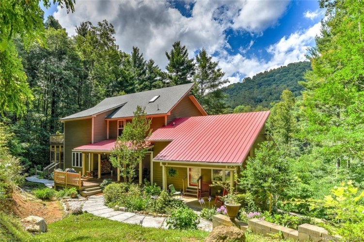 14 Shelton Branch Road, Barnardsville, NC 28709