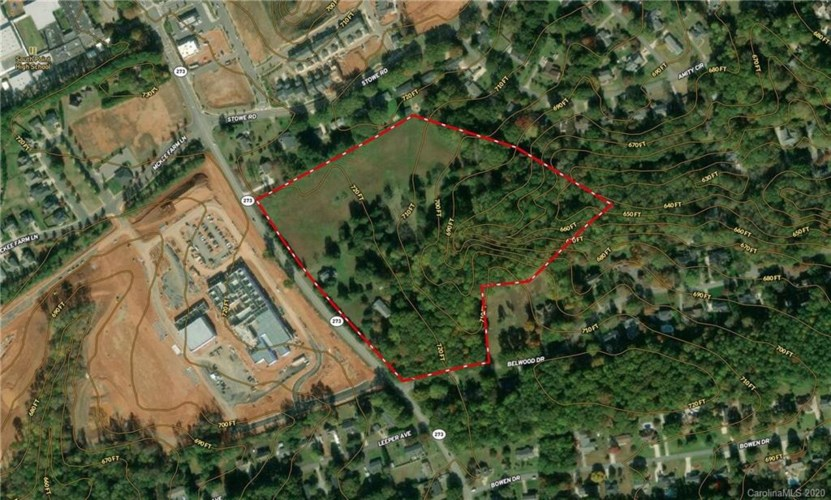 22.73 Acres South Point Road, Belmont, NC 28012