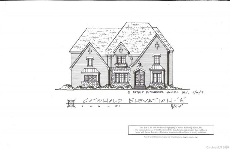 1720 Margaret Ridge Drive #20, Matthews, NC 28105