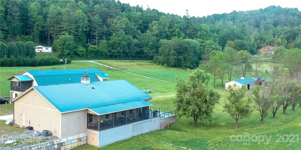 274 Little River Campground Road, Pisgah Forest, NC 28768