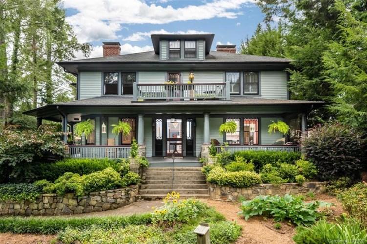 54 Gertrude Place, Asheville, NC 28801