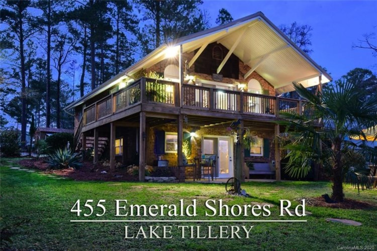 455 Emerald Shores Road #10, Mount Gilead, NC 27306