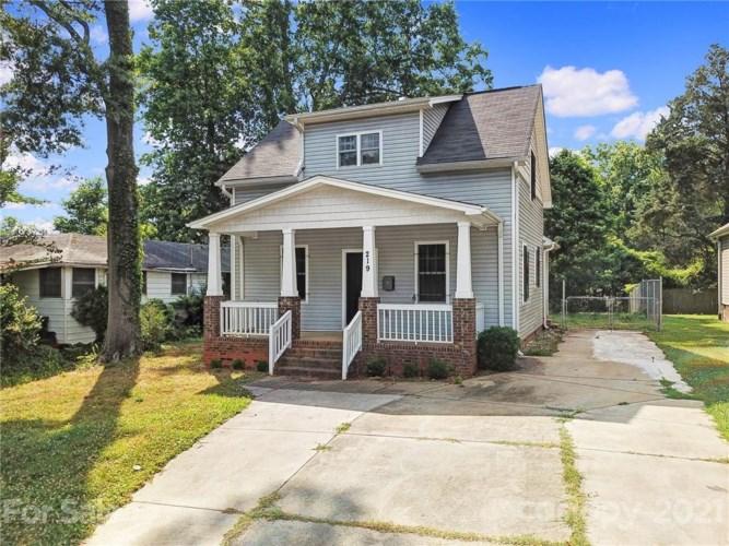 219 Orange Street, Charlotte, NC 28205