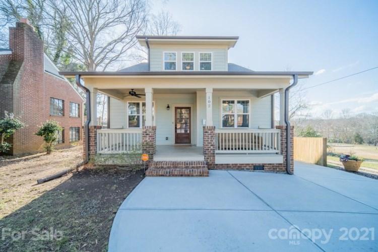 102 Walnut Avenue, Charlotte, NC 28208