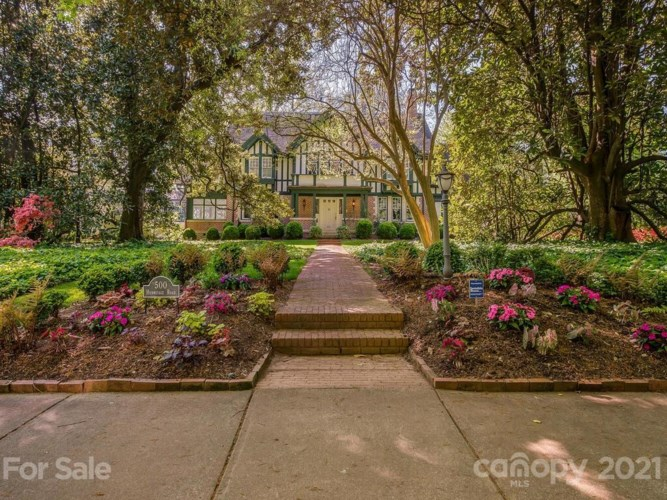 500 Hermitage Road, Charlotte, NC 28207