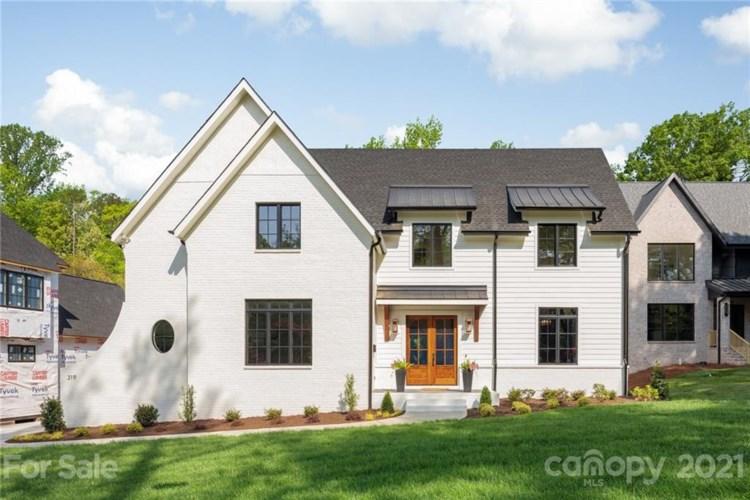 319 Wonderwood Drive, Charlotte, NC 28211