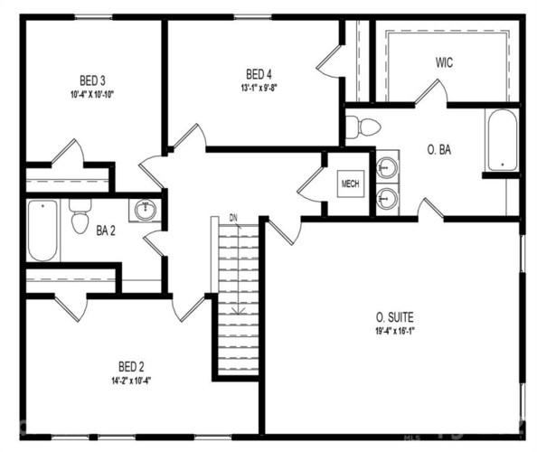 1561 Robins Nest Drive #10, Asheboro, NC 27203