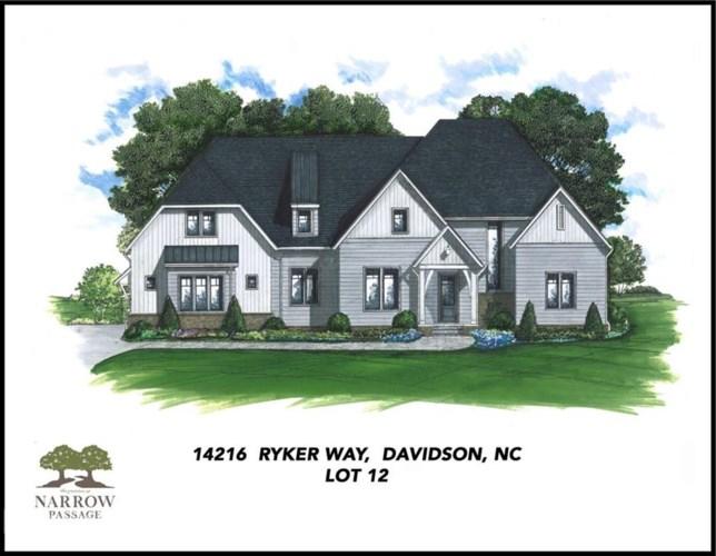 14216 Ryker Way, Davidson, NC 28036