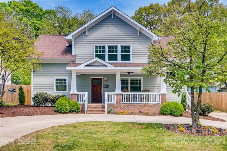 1925 Marguerite Avenue, Charlotte, NC 28205