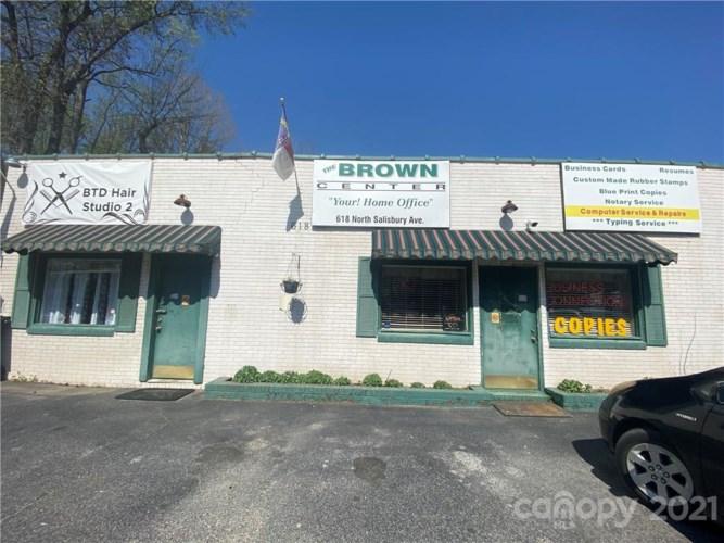 618 N Salisbury Avenue, Spencer, NC 28159
