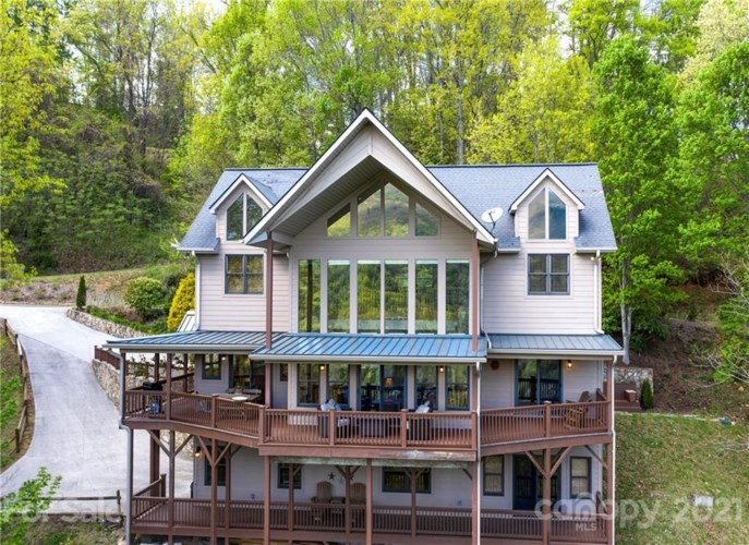 602 Grandview Cliff Heights, Maggie Valley, NC 28751