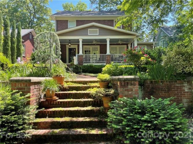 1714 Tippah Avenue, Charlotte, NC 28205