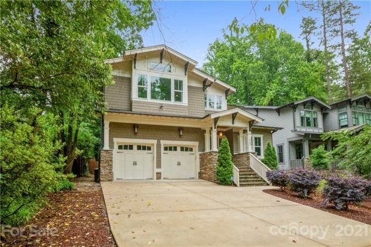125 Wonderwood Drive, Charlotte, NC 28211